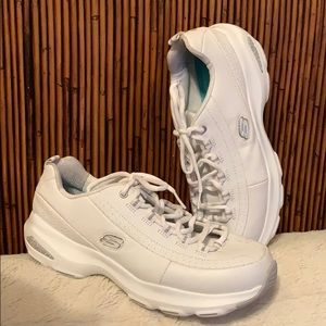 Sketchers elite wide fit sneakers